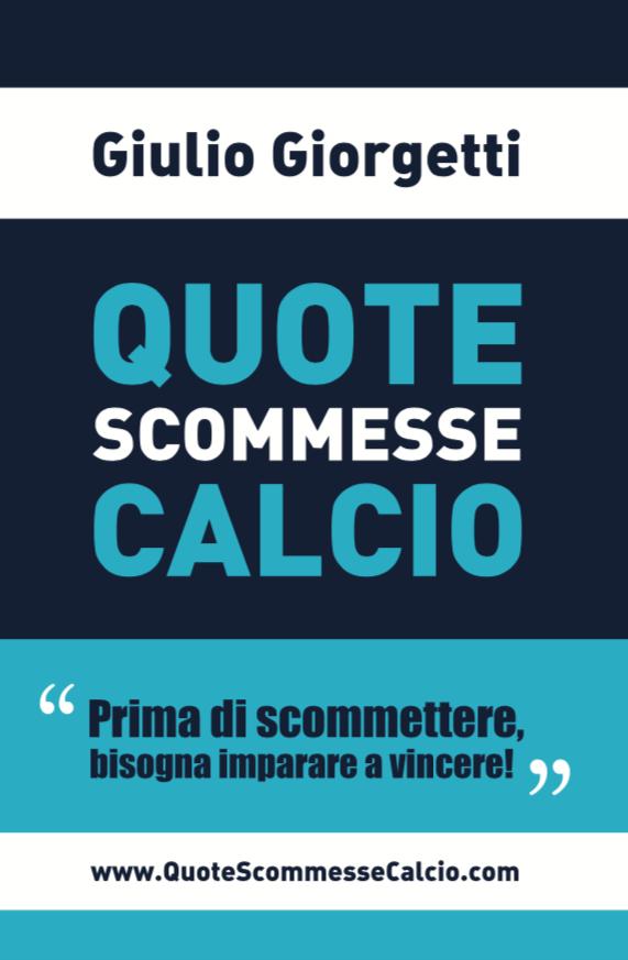 Il libro quote scommesse calcio stato pubblicato for Porta quote scommesse